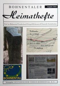 Bohnentaler Heimatheft_Nr 5_5 x 3,5 cm