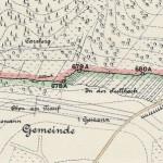 Abschnitt A 30 - Grenze von 1919 - 1935