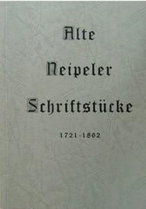 Alte Neipeler Schriften