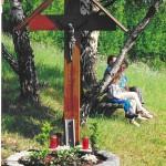 Kreuz am Wasserbasin 1993