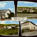 Postkarte Scheuern