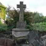 Überroth-Niederhofen - Kreuz Nr 7