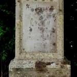 Lindscheid - Kreuz Nr 22 Inschrift