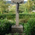 Scheuern - Friedhofkreuz Scheuern