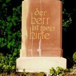 Scheuern - Kreuz Nr 27 Inschrift